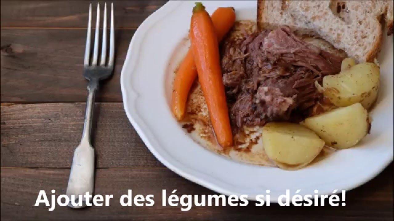 Bourguignon, l'un de mes plats préférés